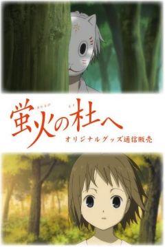 Hotarubi No Mori E Hotarubi No Mori Anime Filmes De Anime
