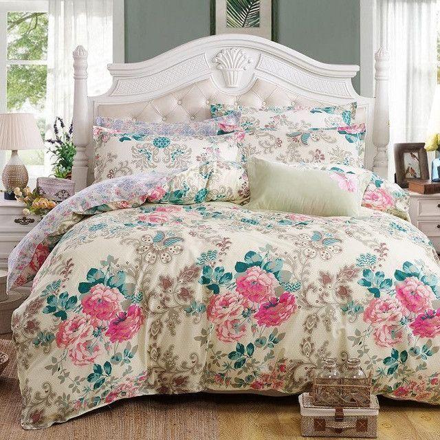 new origami cranes bedding set polyester bed sheet cozy duvet cover sets bedspread queen