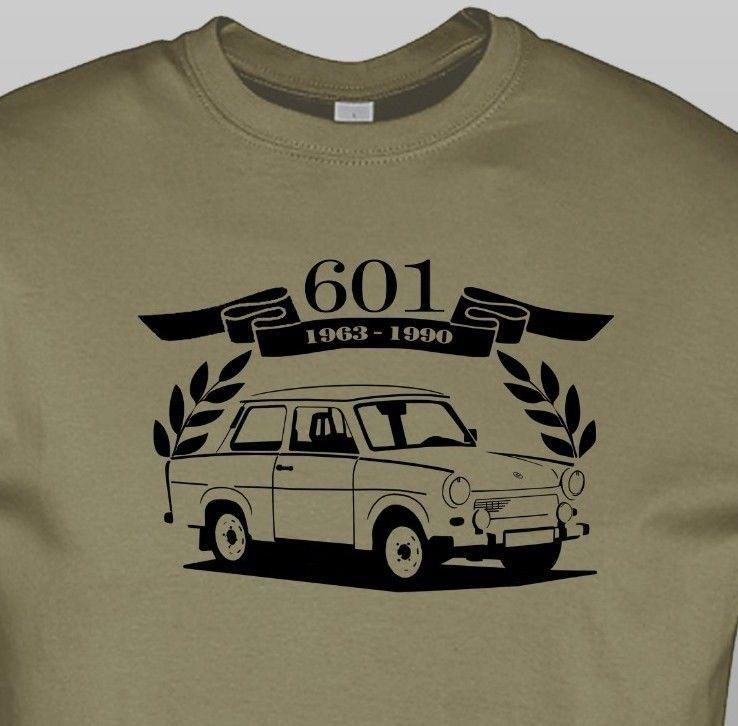 TRABANT 601 T Shirt DDR EAST GERMANY Nostalgie Classic car tshirt S - 5XL