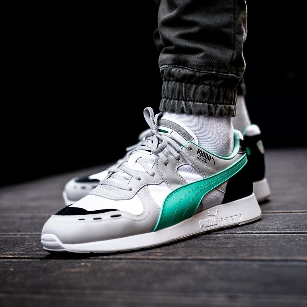 finest selection bcd84 4ca2b Puma RS-100   Shoe Colorways in 2019   Sneakers, Shoe boots, Shoes
