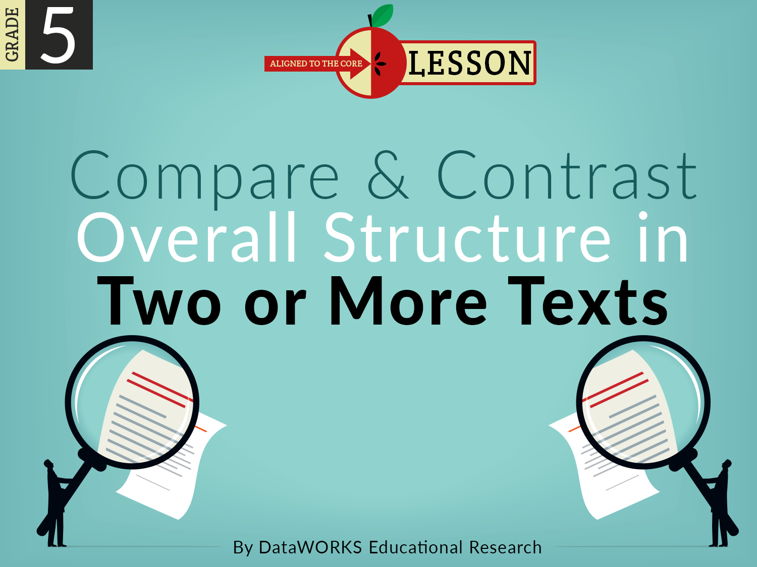This Common Core Reading Informational Text Lesson Covers