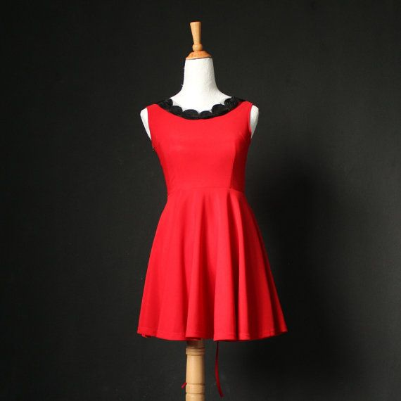 Sales Christmas Dress Cocktail Dress Teen Girl Clothing Party