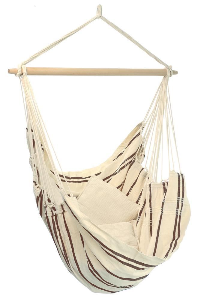 Amazonas Brasil Large Hanging Garden Chair Fabric Swing Seat