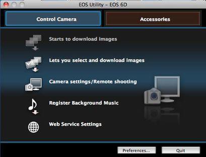 Photo: EOS Utility *adding copyright info to images | Canon