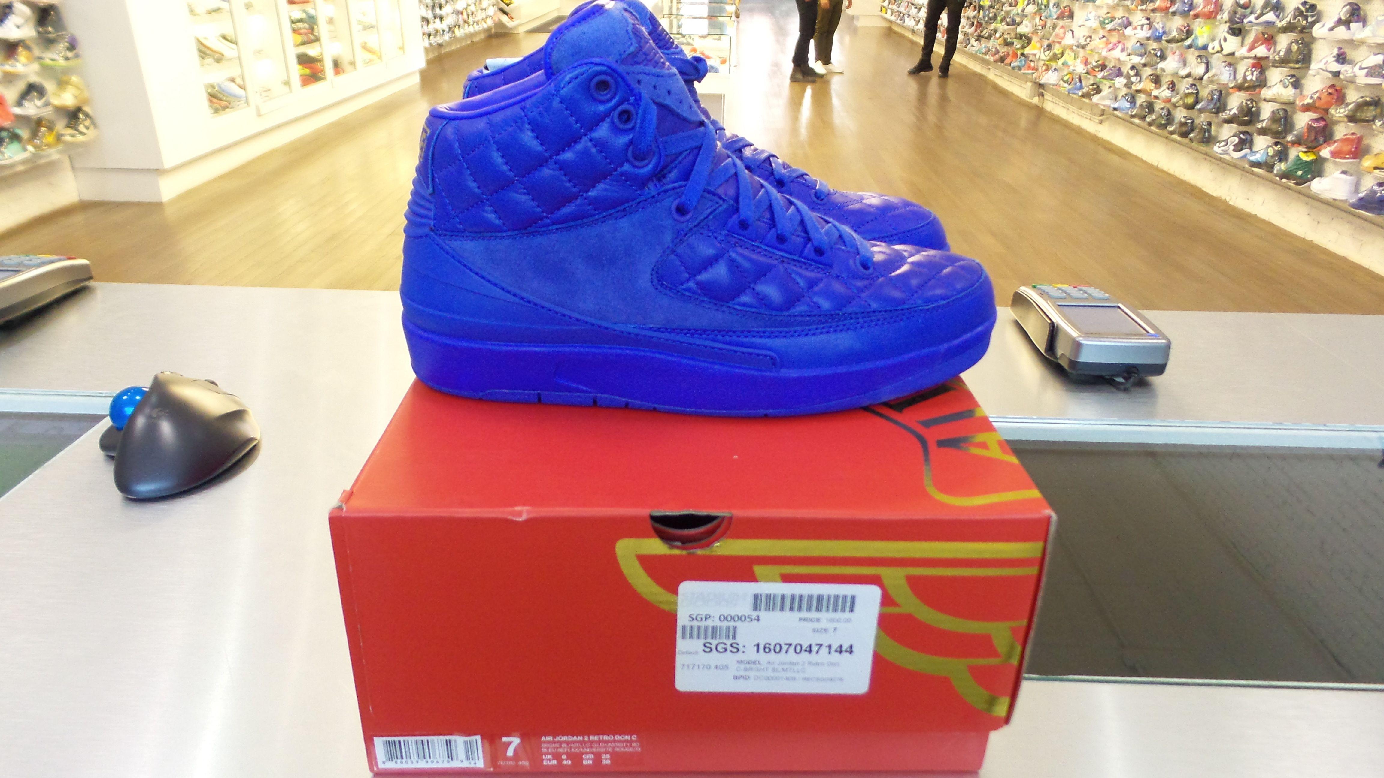 08dcd597610 Air Jordan 2 Retro Don C | Classic | Air jordans, Jordans, Shoes