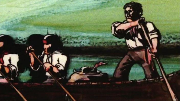 Canada vignettes : coureurs des bois by - ONFB - ONF