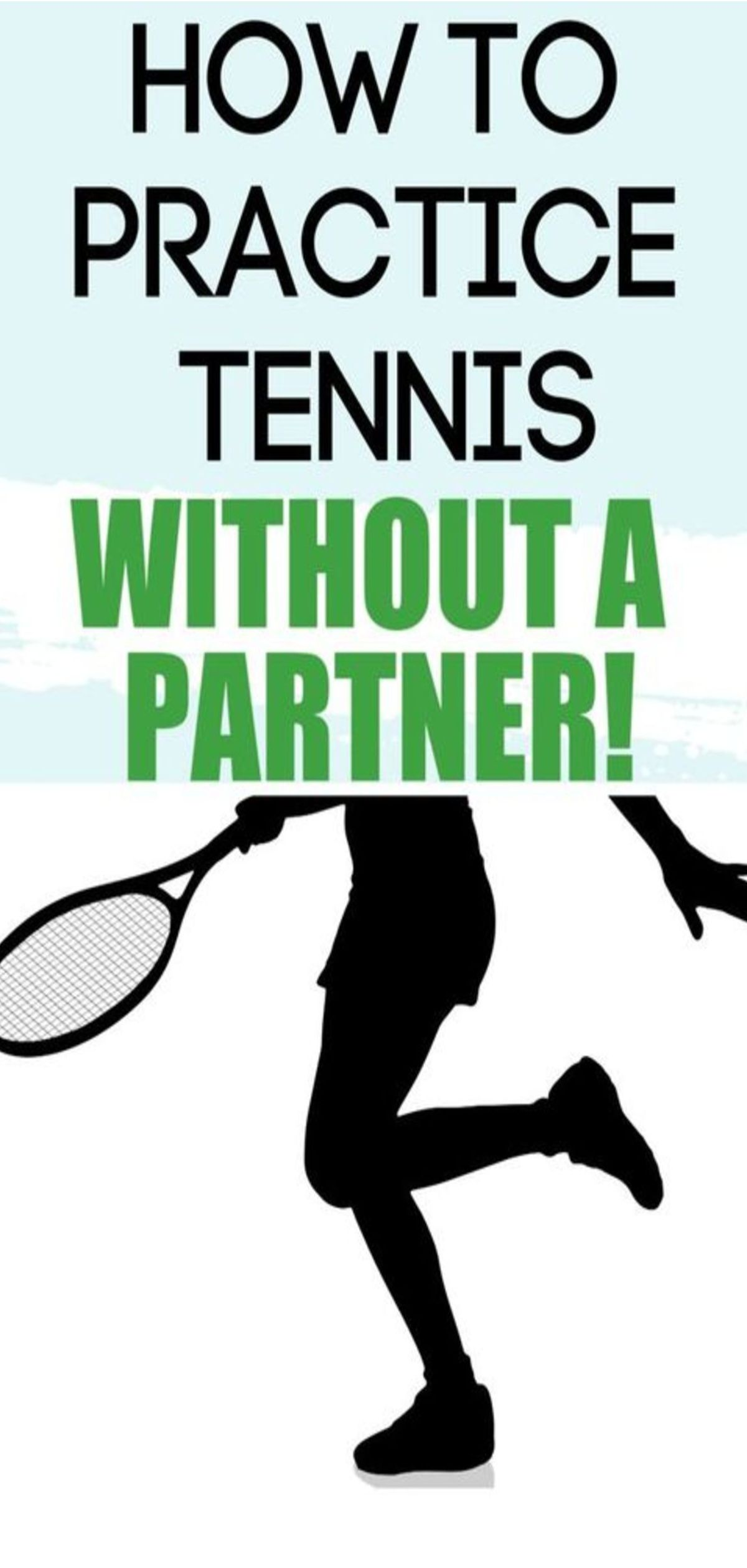 Practice Tennis Alone In 2020 Tennis Tennis Workout Tennis Techniques