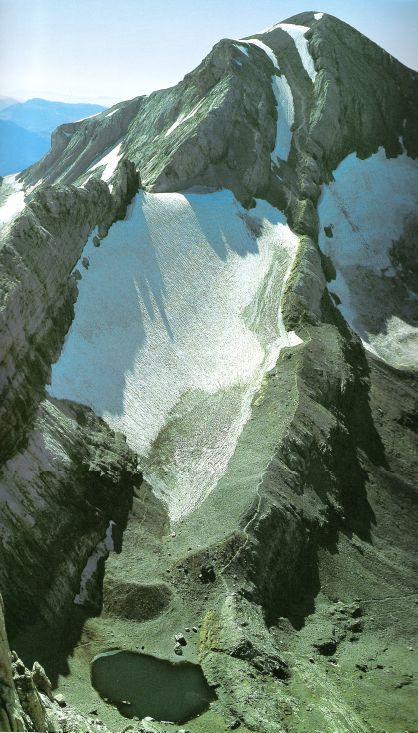Monte Perdido Paisajes De España Ordesa Pirineos