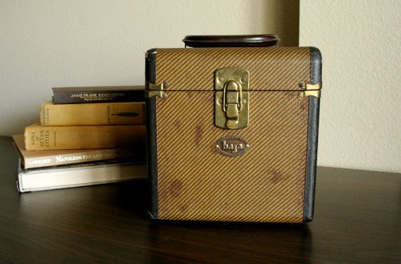 Tweed vintage barnett and jaffe baja case by - Fax caser bajas ...