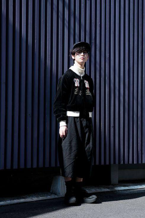 Street Style , Harajuku, Tokyo , ゆうたろうさん