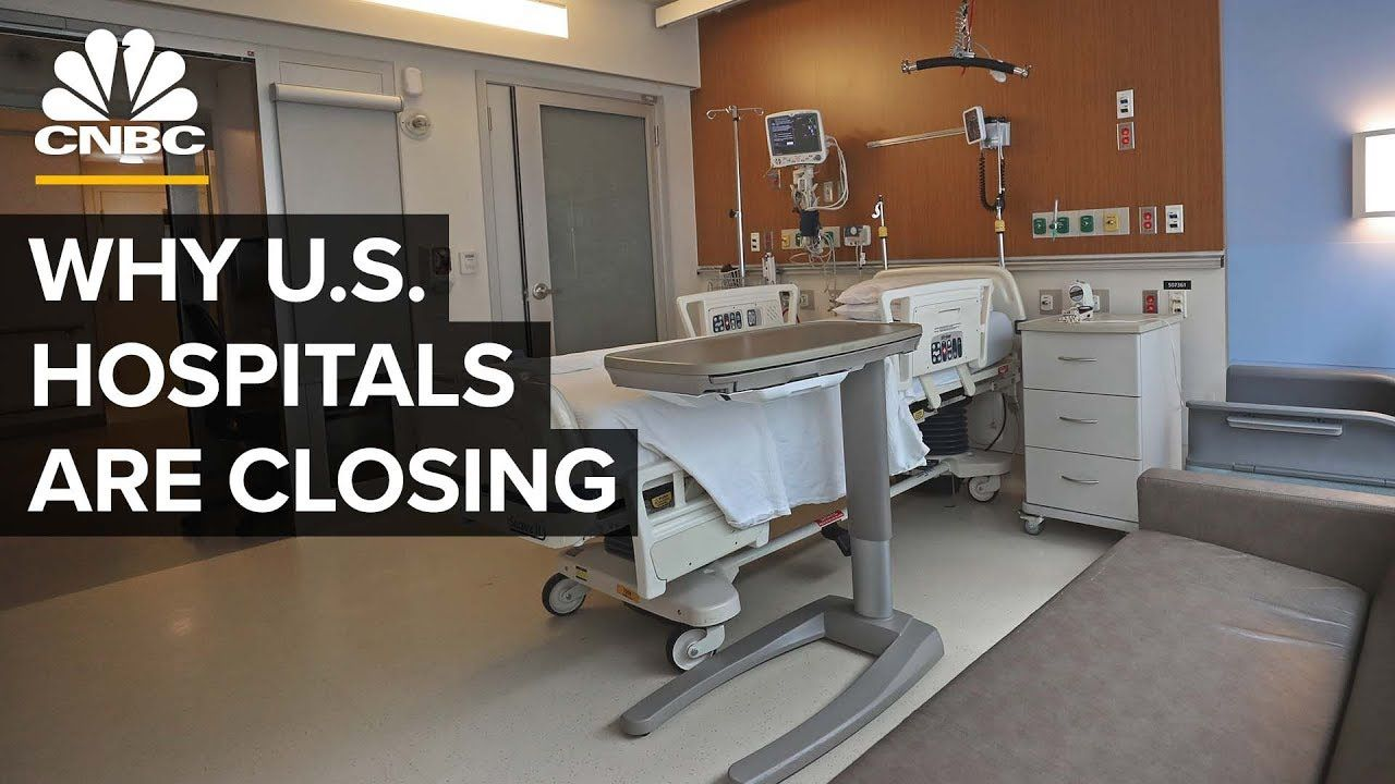 Why us hospitals are closing in 2020 with images