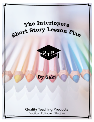 the interlopers rdquo by saki worksheet and answer key save yourself a ldquothe interlopersrdquo by saki worksheet and answer key save yourself a few hours