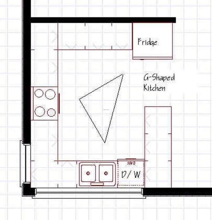 kitchen floor plans design layout small mercial further studio