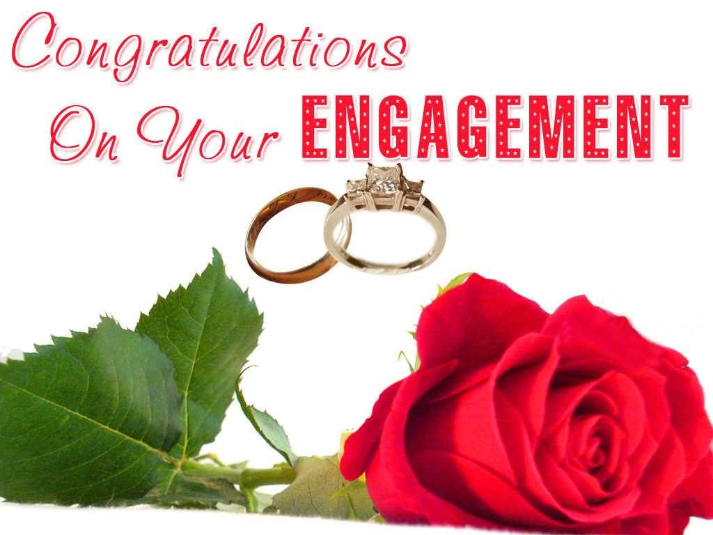 What should I write in my engagement congratulations?