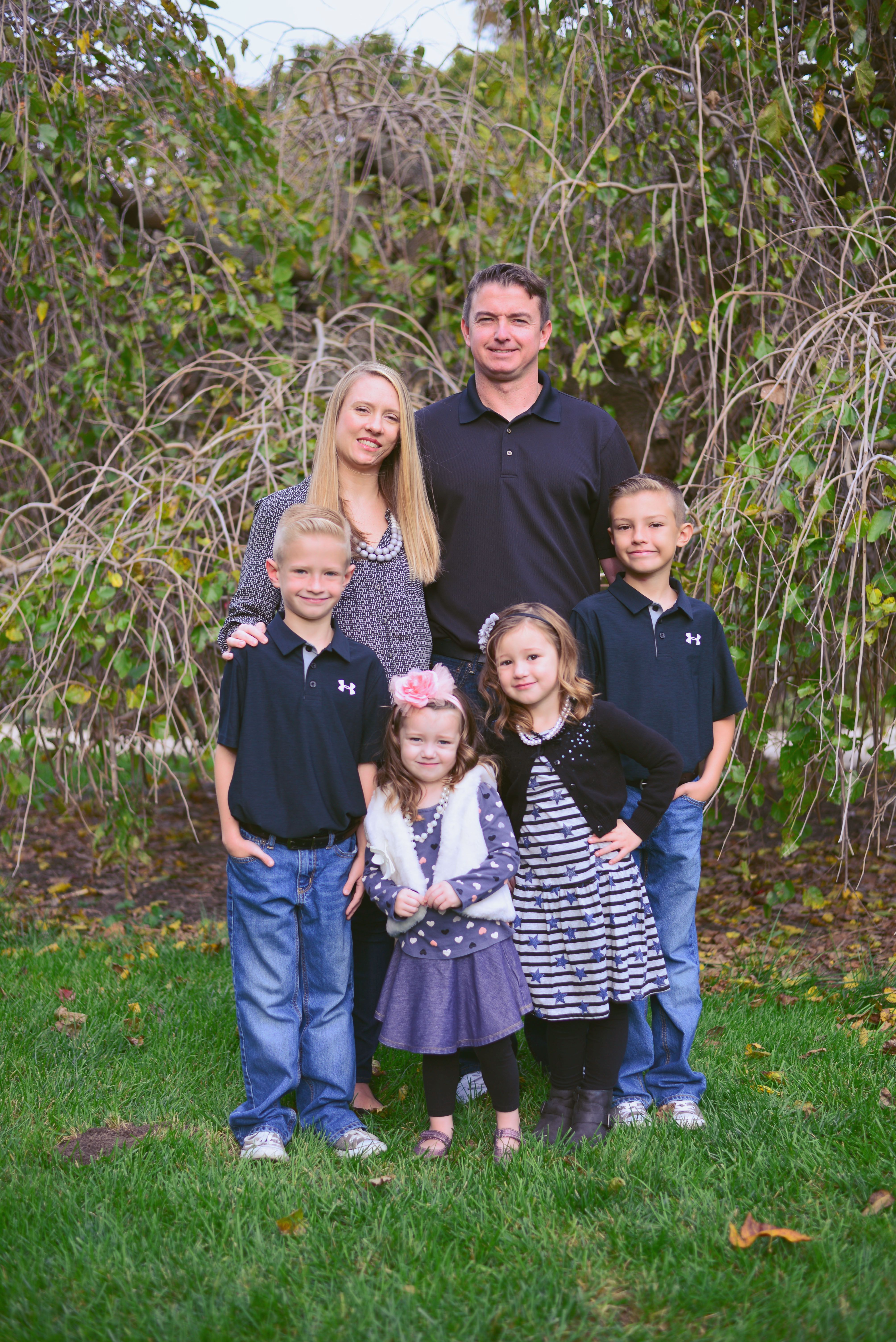 Fitzgerald family family photography visit
