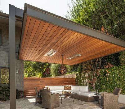 Techo movil ideas para el roof garden pinterest for Ideas de techos para terrazas