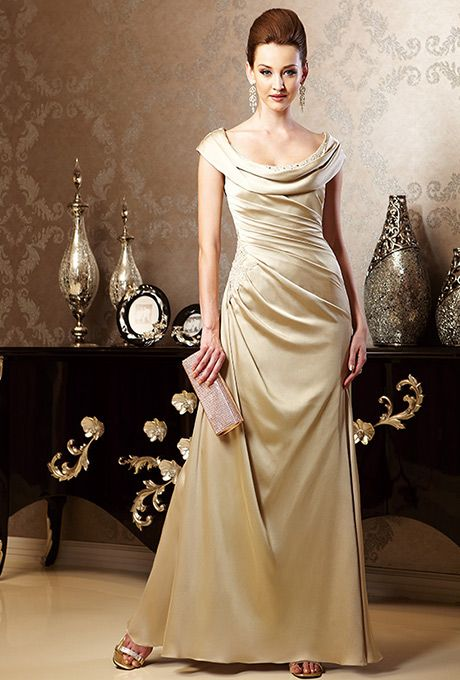 Jade Gowns Mother Of The Bride | Mother of the Bride Gowns ...