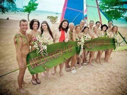 Stories Nudist resort