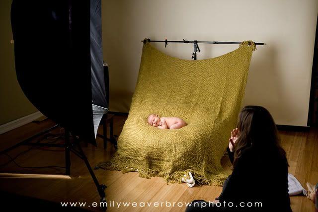Good info on newborn portraits