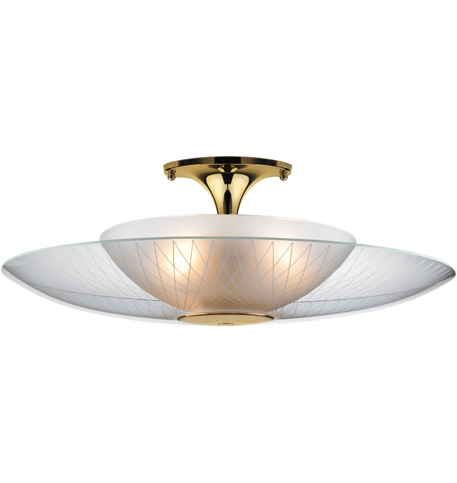 interesting bathroom light fixtures%0A Luna SemiFlush Mount  Ceiling Light FixturesCeiling