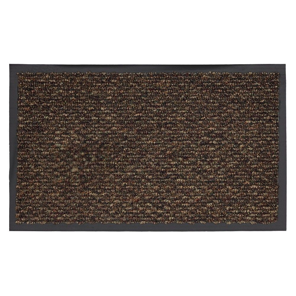 "Mohawk Home Walk Off Doormat - Brown (1'.5""x2'.5"")"