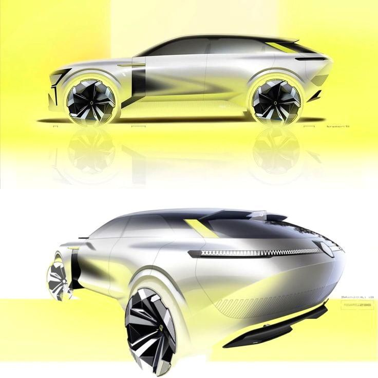 "#renaultmorphoz  #renaultconcept  #renault  #renaultdesign   #sketch  #carsketch  #cardesign…"" #News #Instagram: OnePen News ™ on Instagram: ""Renault  Morphoz Concept  by @marcobrunori1"