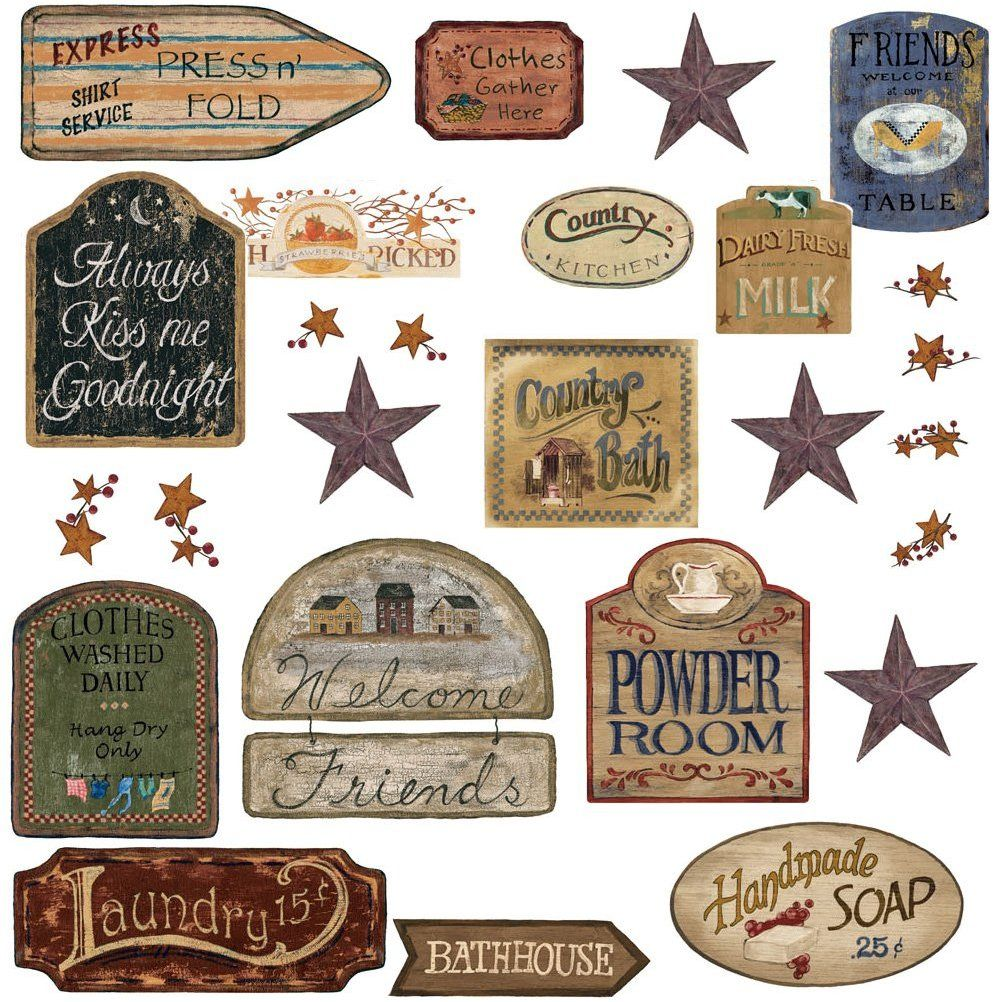 Country Signs Decor Delectable Country Signs  Trisha's  Pinterest  Primitives Craft And Woods Design Inspiration