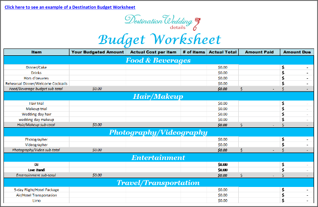 Worksheet Free Wedding Budget Worksheet free wedding budget worksheet excel 1000 ideas about spreadsheet on pinterest wedding