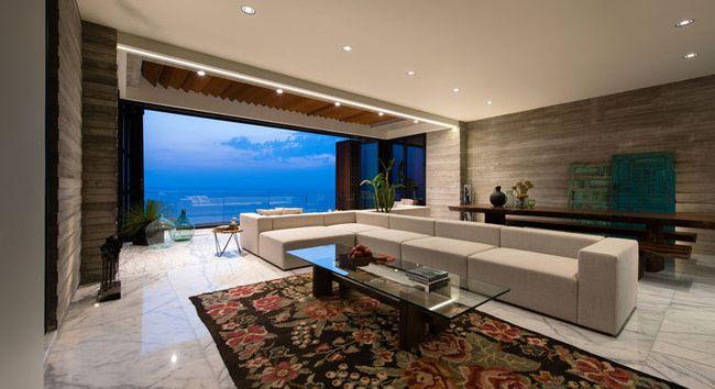 Casas minimalistas y modernas vivienda de estilo for Viviendas estilo minimalista