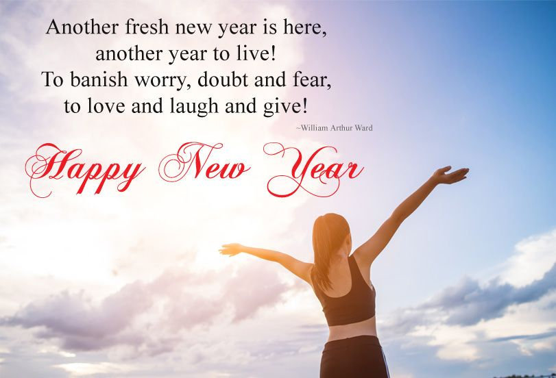 Brand New Love Quotes: Meaningful Happy New Year 2019 Quotes On Life #newyear