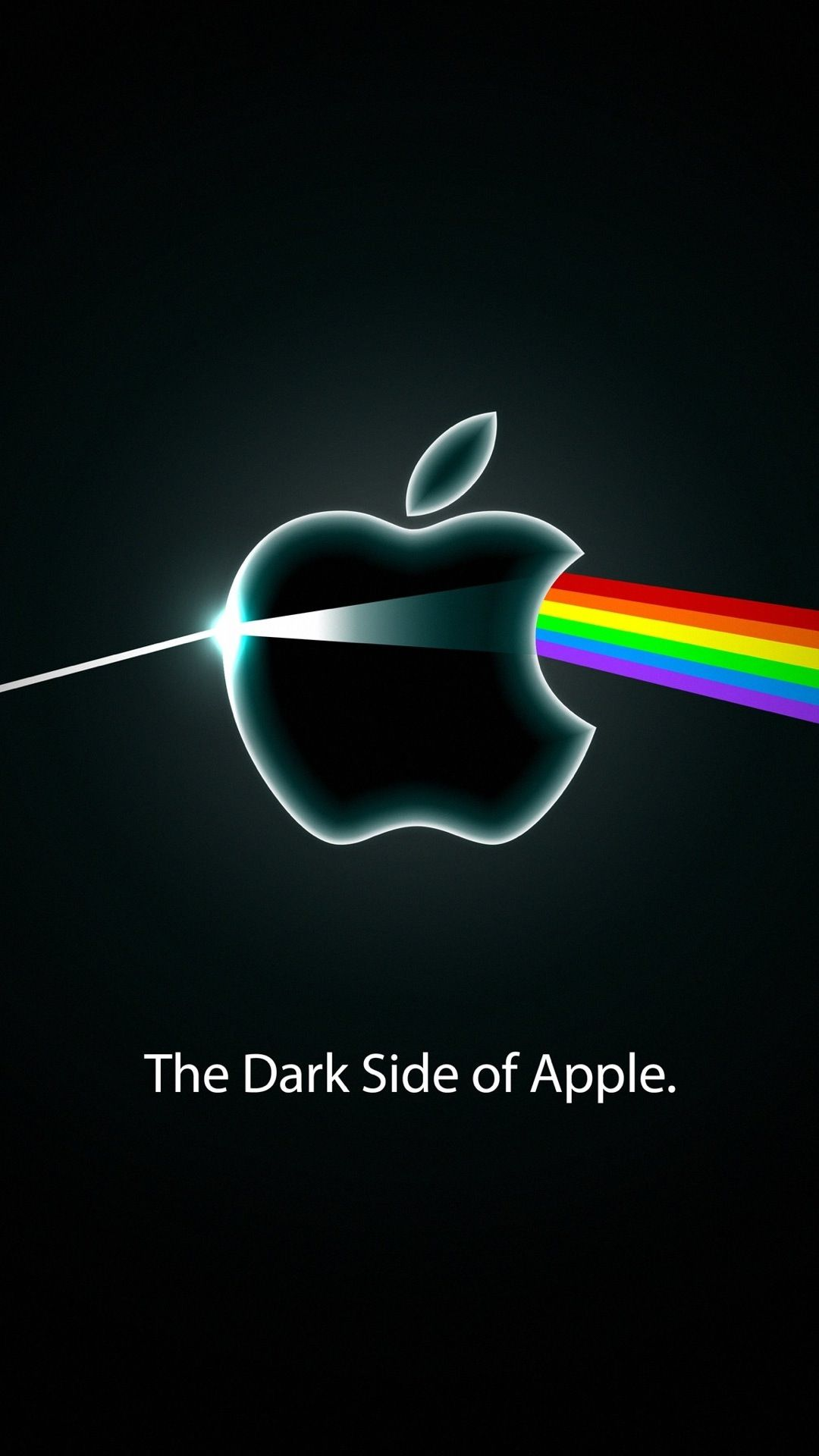 The Dark Side Of Apple Iphone 5壁紙 壁紙 アップルの壁紙
