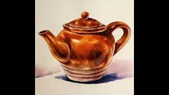 foundation course in watercolor - YouTube