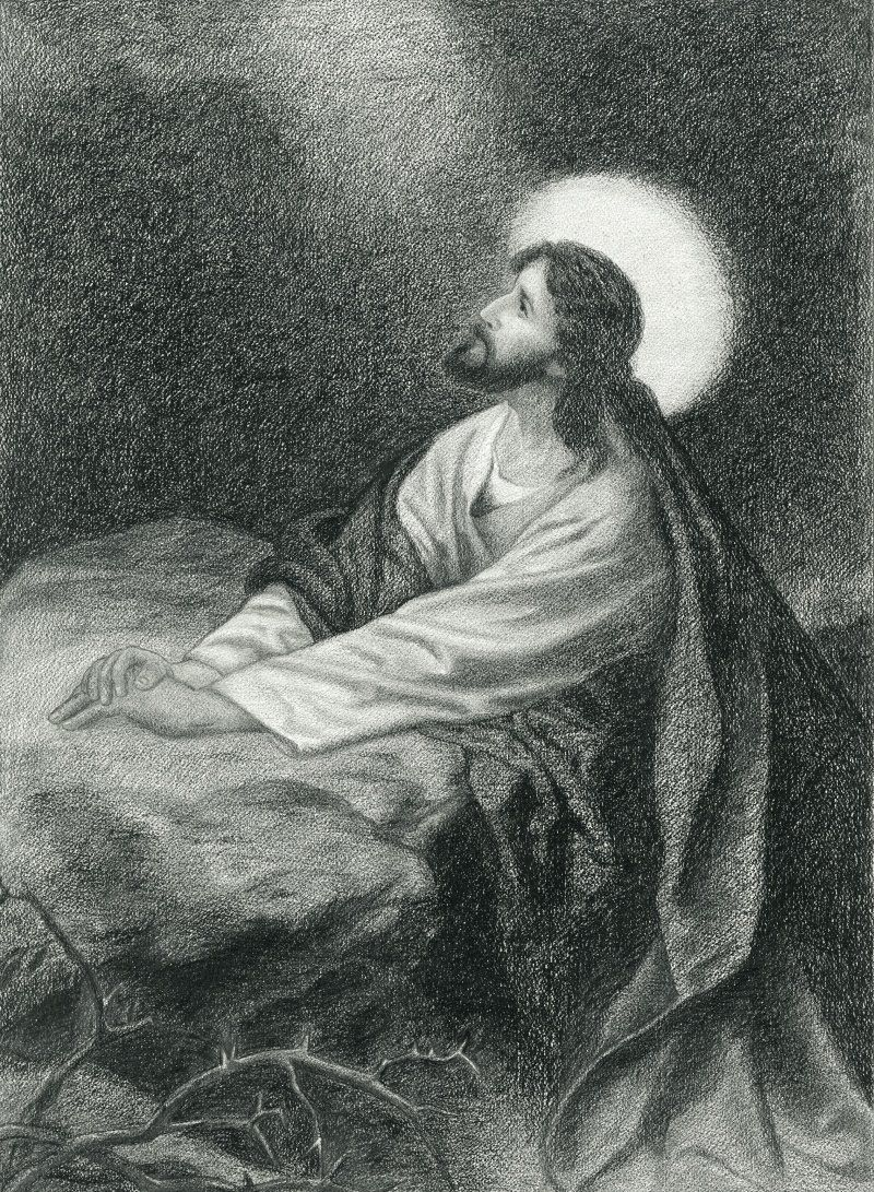 Religious drawings pencil christian pencil drawings this drawing