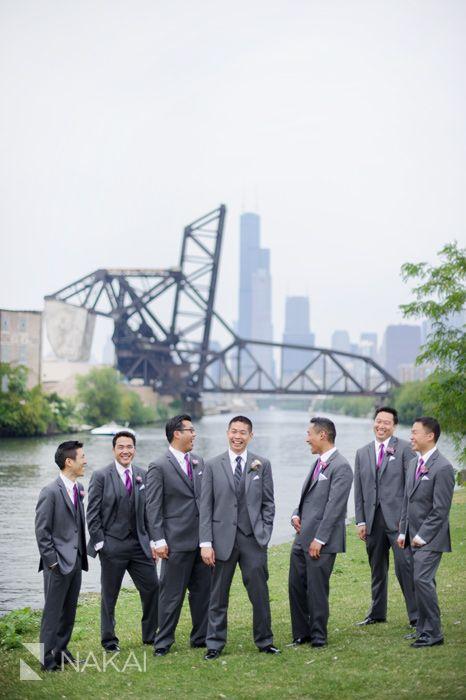 Chicago Wedding Photographer Ping Tom Park