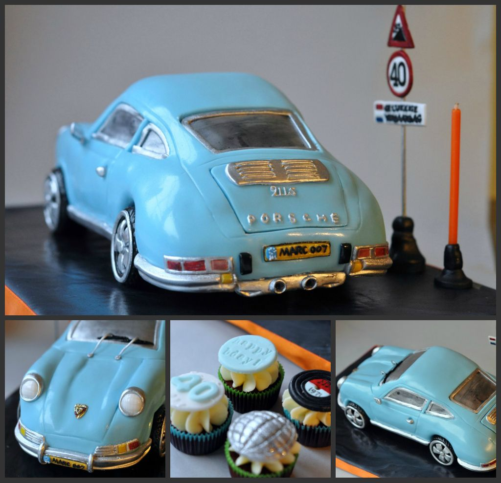 Porsche+Cake #porsche
