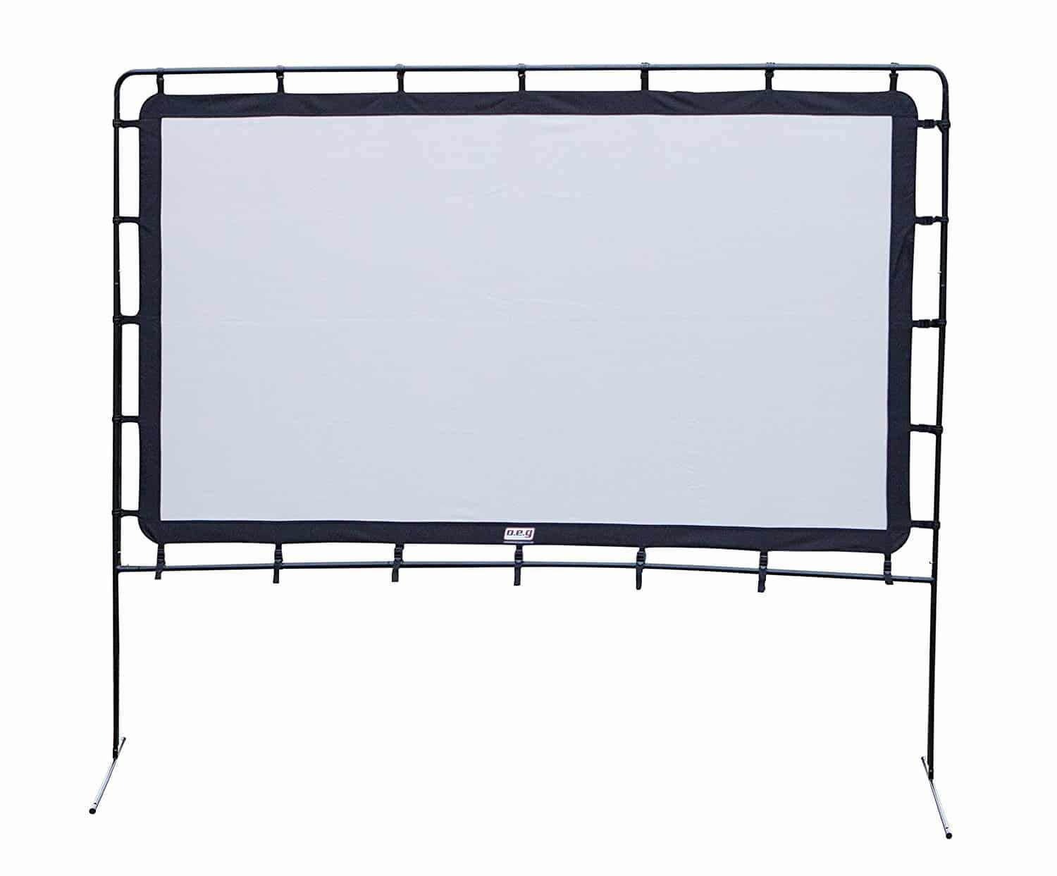 Camp Chef OS92L Portable Outdoor Movie Screen   10 Best Portable ...