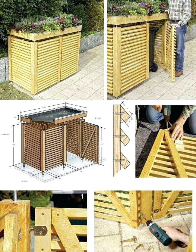 Pin On Outdoor Recycling Bins