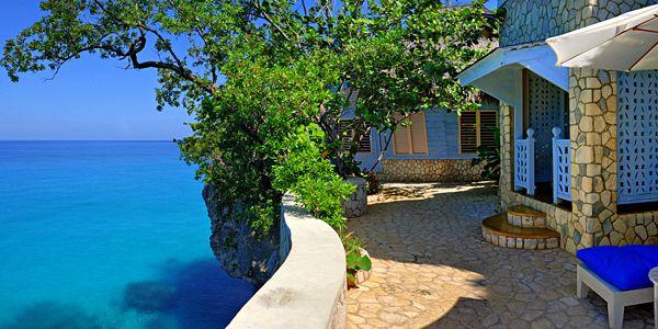 The Caves, Negril, Jamaica Hotel Reviews | i-escape.com ...