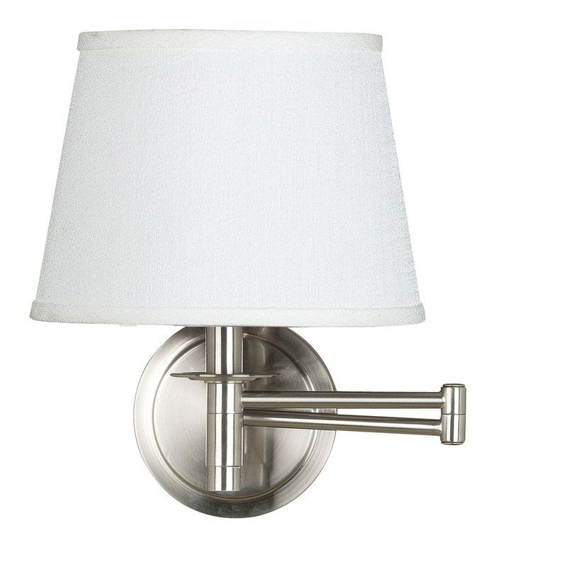 Aquila Swing Arm Lamp E 83rd Street Master Bedroom