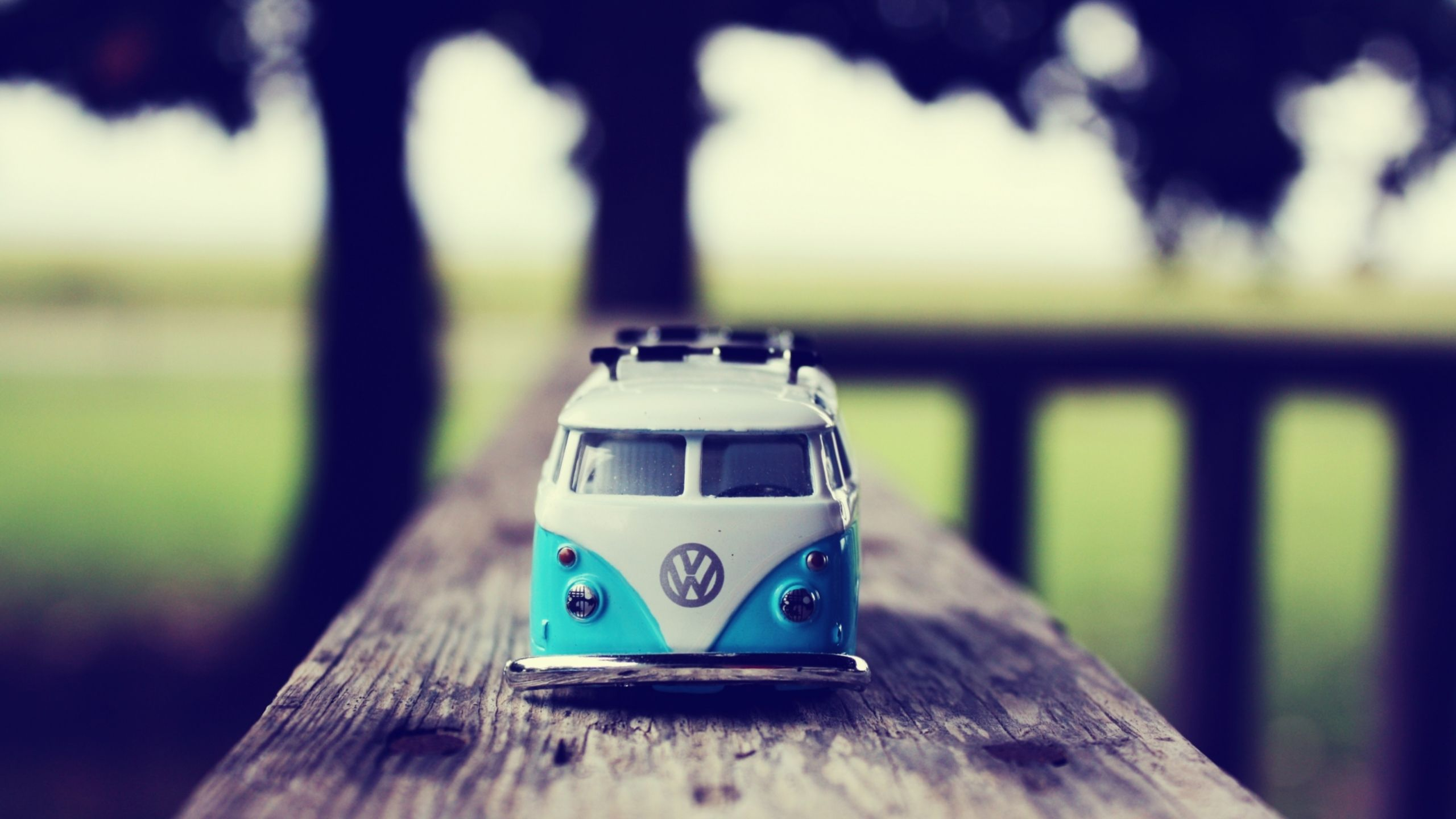 Nice VW Toy For Your Mac Wallpaper