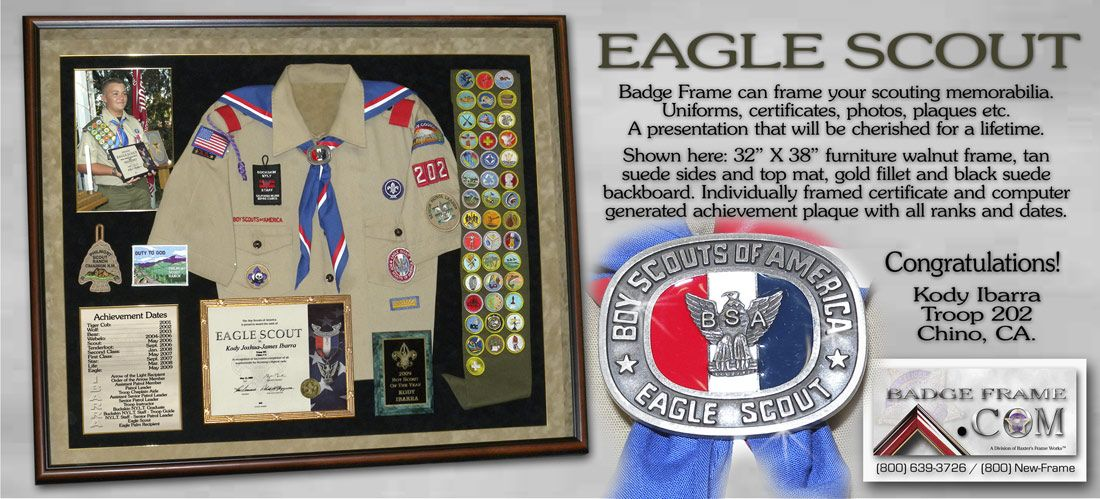 Kody Ibarra - Eagle Scout, Troop 202 0 Chino, CA | eagle scout ...