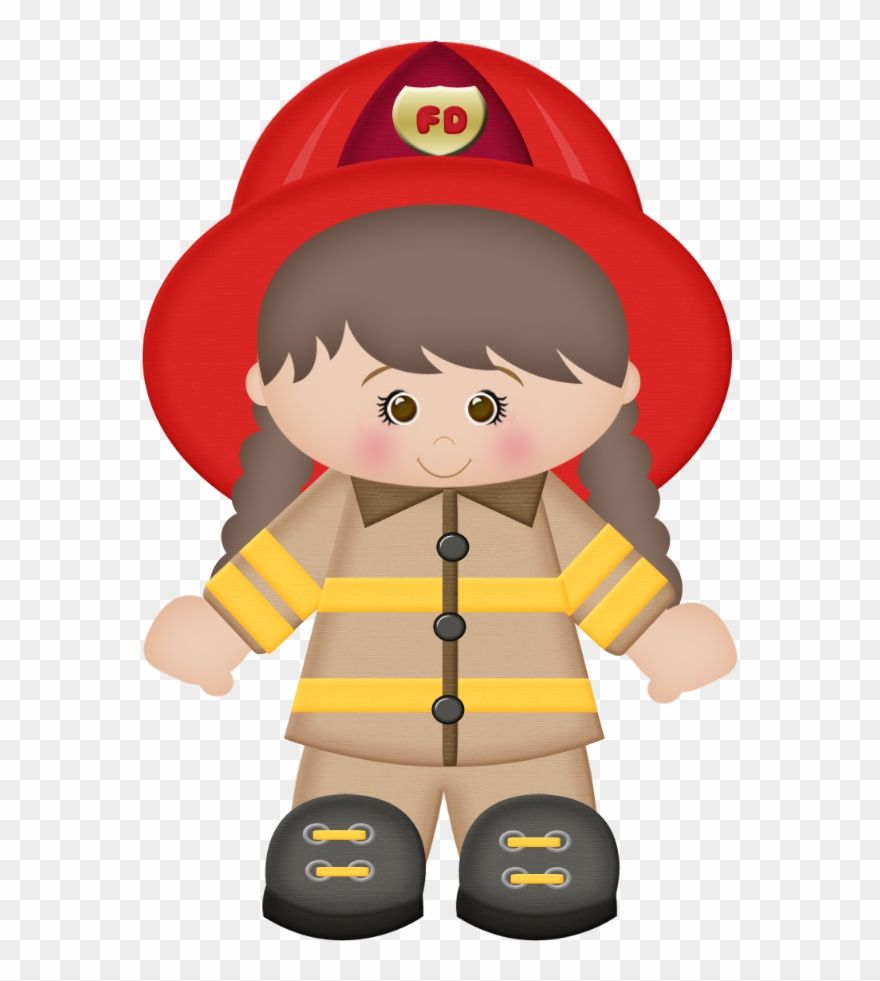 Download Hd Fireman Clipart Fire Prevention Bombeiro Desenho Png Transparent Png And Use The Free Clipart For Your Cre Fireman Free Clip Art Creative Project
