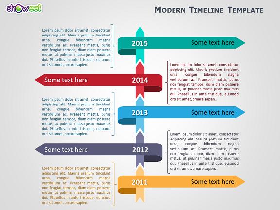 Powerpoint Timeline Template Best Template Collection Frise Chronologique Frise Chronologique Moderne Frise Chronologique Graphique