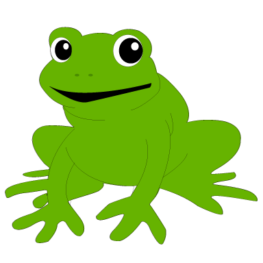 Stickers Muraux Grenouille Grenouille Stickers Animaux Dessin Grenouille