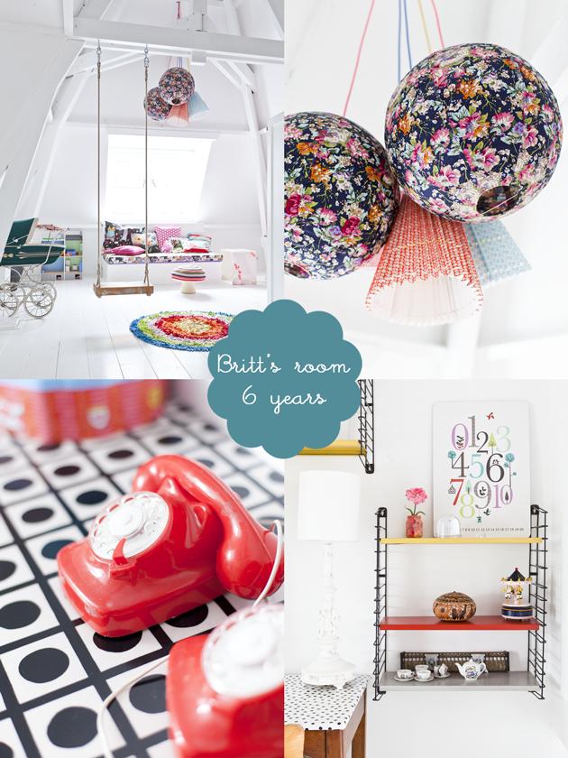 Best Modern Girls Bedroom Love The Fabric Covered Lanterns 400 x 300