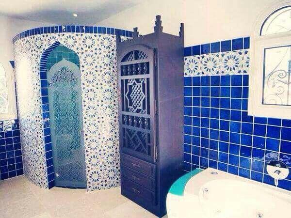 Salle de bain orientale salle de bain Pinterest House