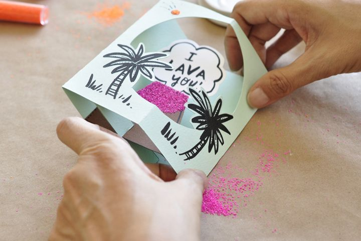 Diy I Lava You Pop Up Card Diy Thingsss Pinterest Lava And Cards