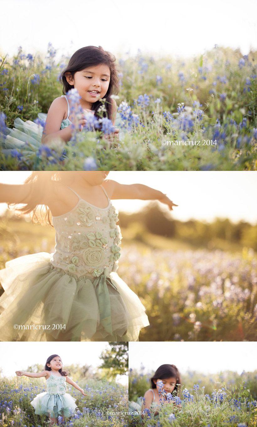 Bluebonnet Houston TX Child Photographer