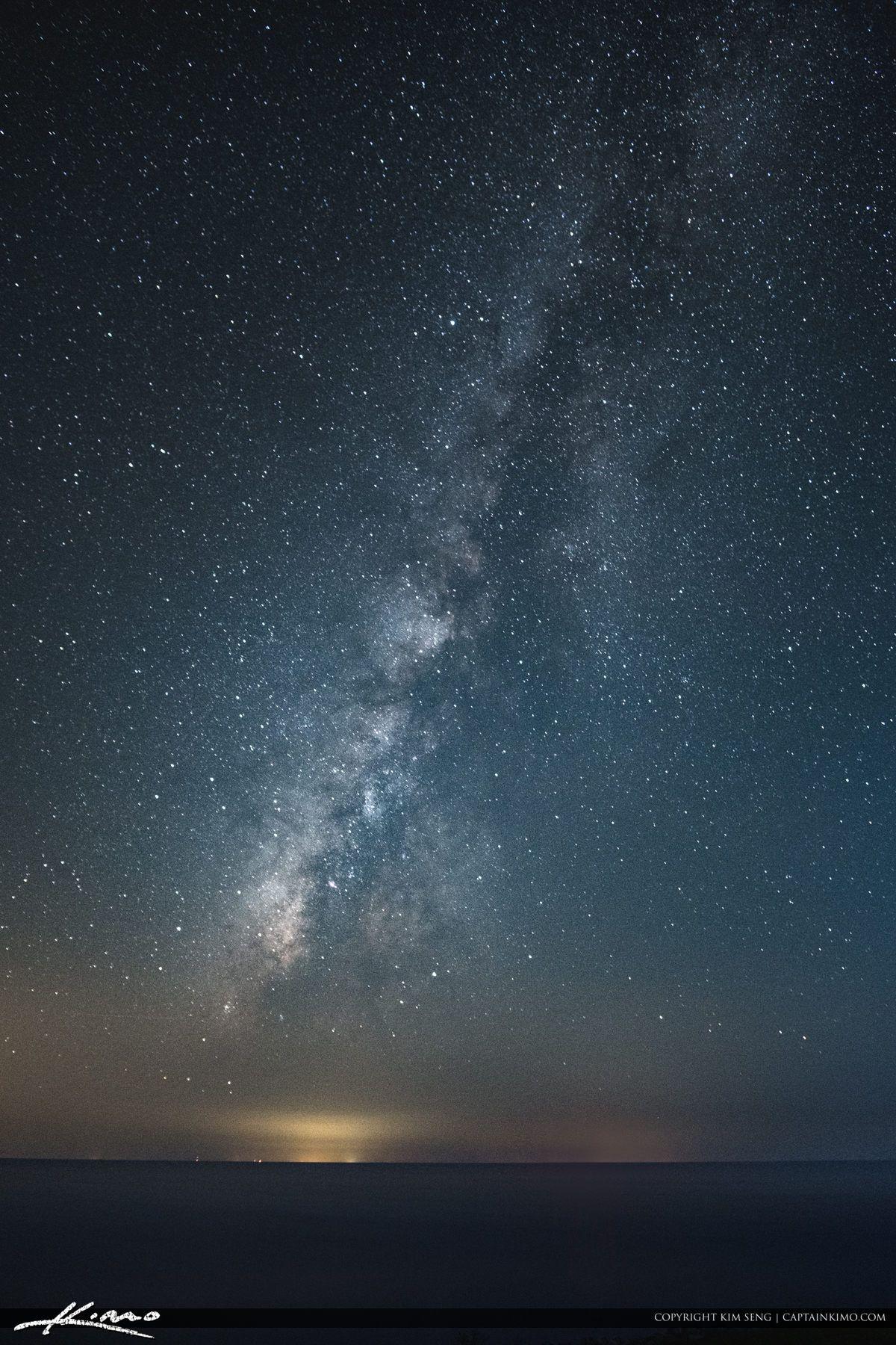 Indescribable beauty milkyway  February night sky (Jerd