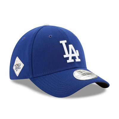 7930d221 Los Angeles Dodgers New Era 2017 World Series Bound Side Patch 39THIRTY  Flex Hat - Royal